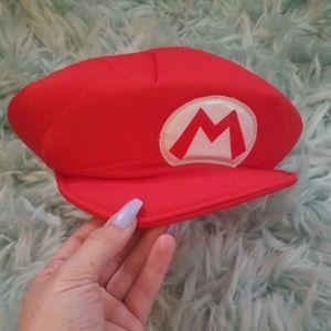 Mario Costume Hat
